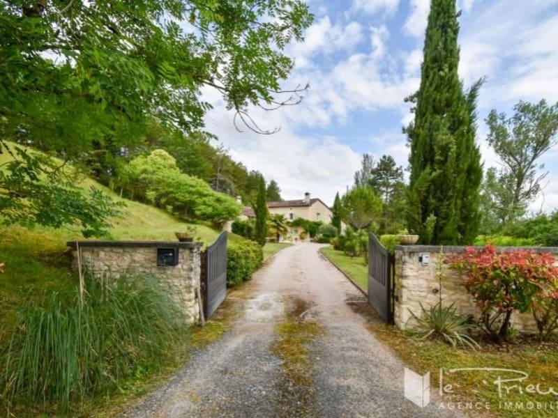 Venta  casa Puygouzon 480000€ - Fotografía 1