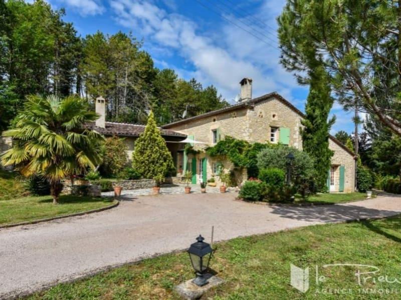 Venta  casa Puygouzon 480000€ - Fotografía 2