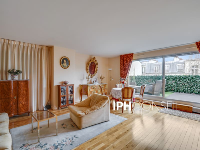 Sale apartment Neuilly sur seine 1190000€ - Picture 2
