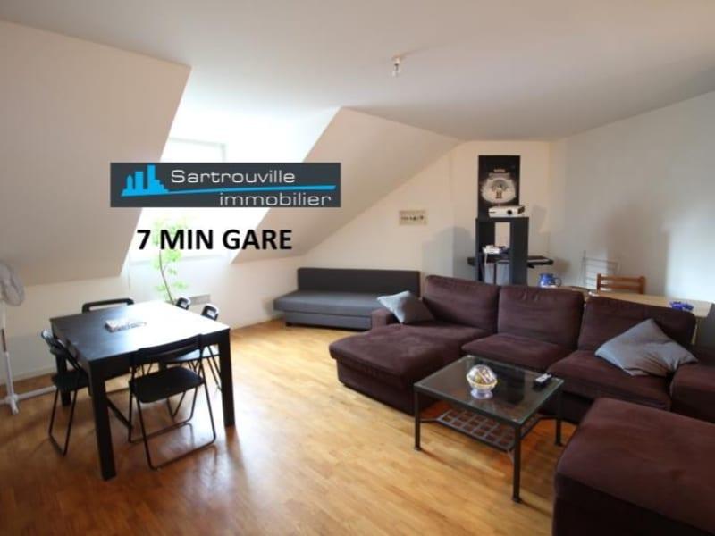 Sale apartment Sartrouville 365000€ - Picture 1