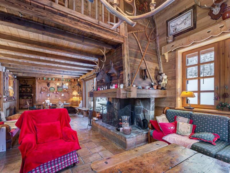 Sale house / villa Megeve 2750000€ - Picture 5