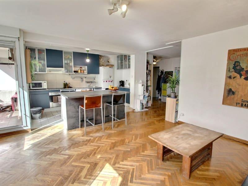 Vente appartement Lyon 7ème 480000€ - Photo 3