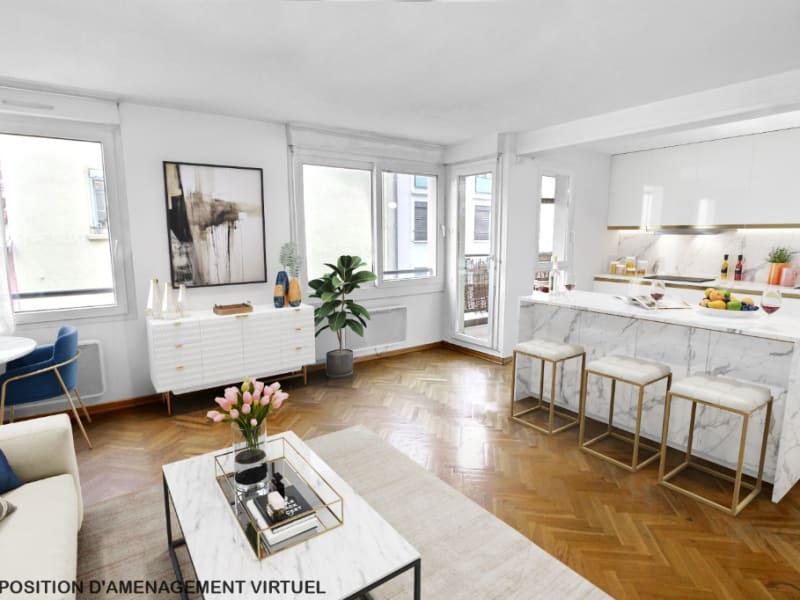 Vente appartement Lyon 7ème 480000€ - Photo 4