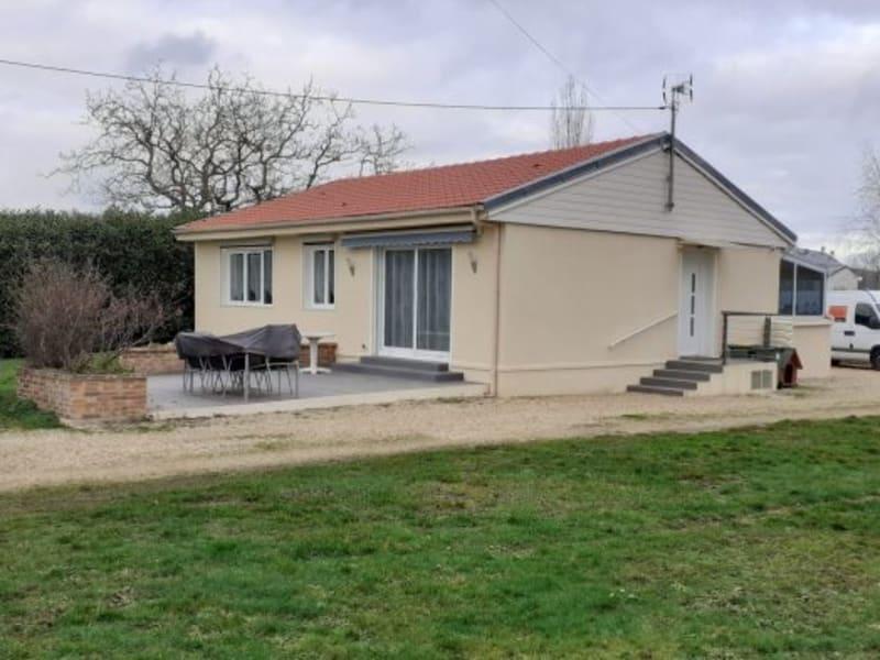Vente maison / villa Saint-rémy-l'honoré 391230€ - Photo 1