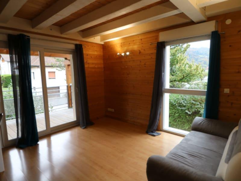 Rental apartment Marnaz 850€ CC - Picture 1