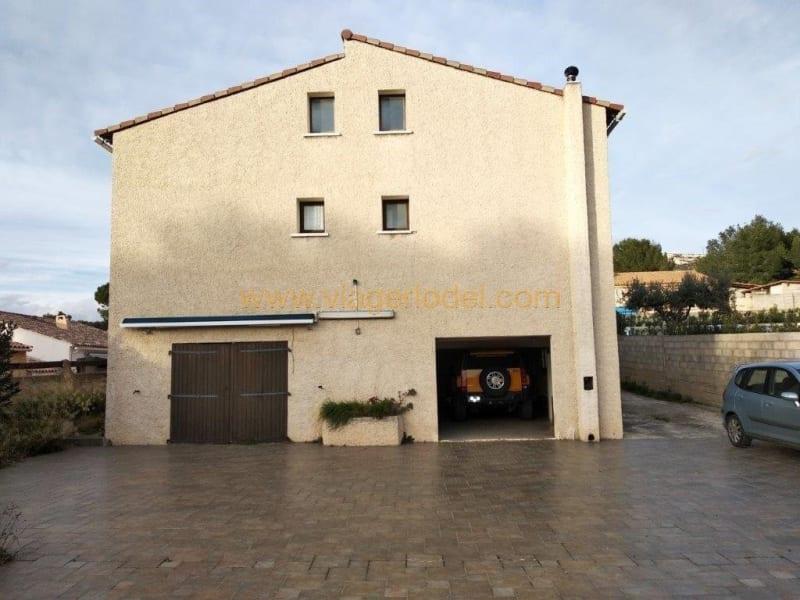 Life annuity house / villa Rognac 235500€ - Picture 1