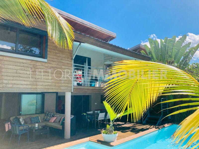 Vente maison / villa Saint paul 556500€ - Photo 2
