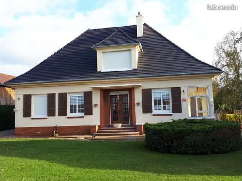 Sale house / villa Beaucamps le vieux 322000€ - Picture 4