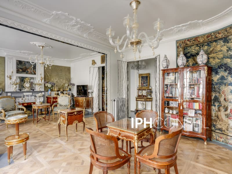 Vente appartement Neuilly sur seine 1265000€ - Photo 3