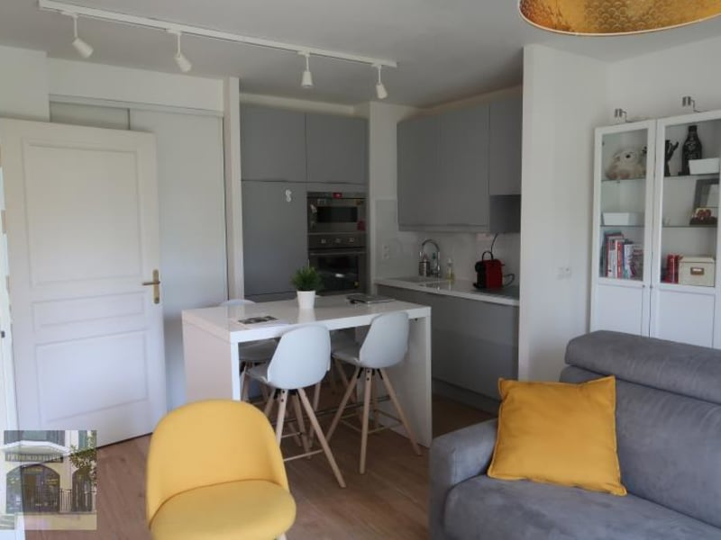 Location appartement Le port marly 1100€ CC - Photo 1