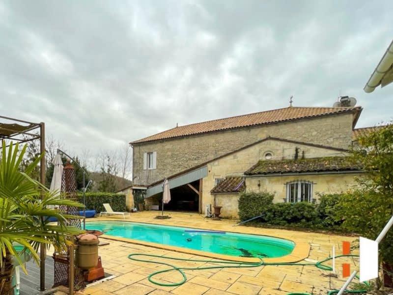 Sale house / villa Branne 550000€ - Picture 2