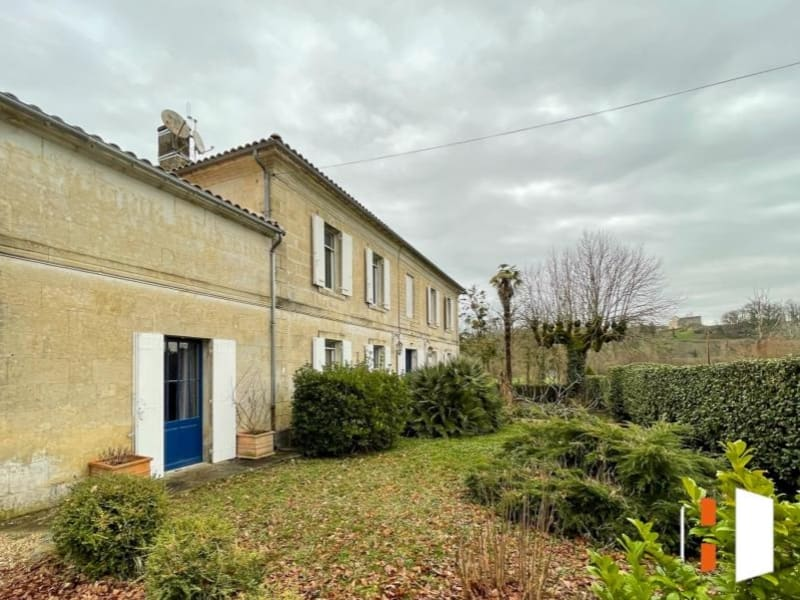 Sale house / villa Branne 550000€ - Picture 9