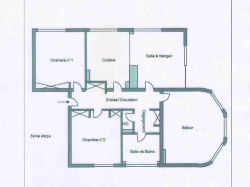 Vente appartement Paris 15ème 906000€ - Photo 13