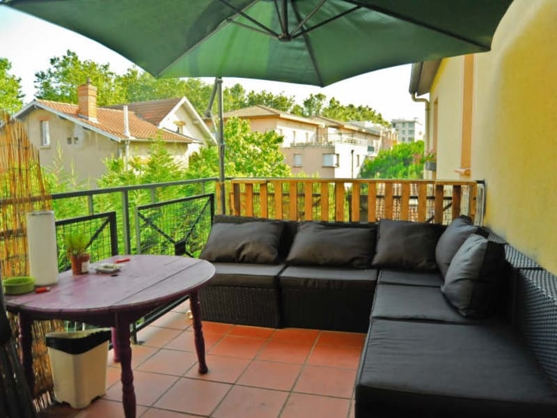 Rental apartment Toulouse 646,29€ CC - Picture 1