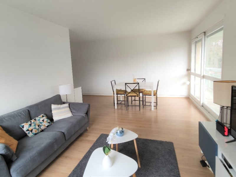 Rental apartment Bailly 1390€ CC - Picture 2