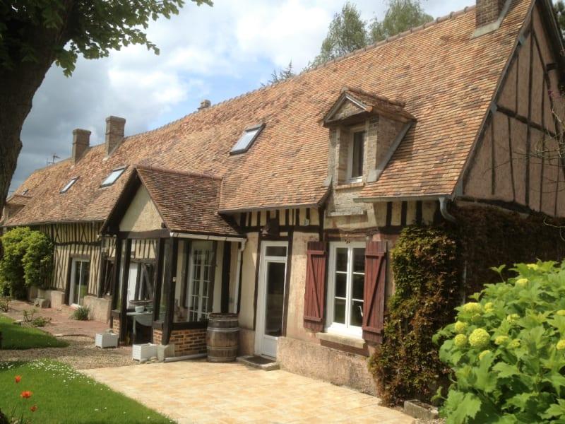 Vente maison / villa Les thilliers en vexin 481400€ - Photo 1