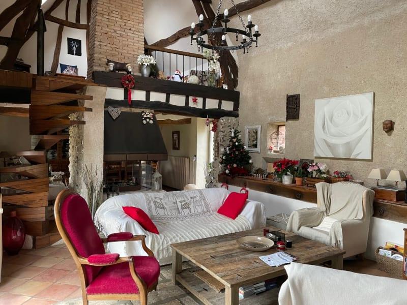 Vente maison / villa Les thilliers en vexin 481400€ - Photo 2