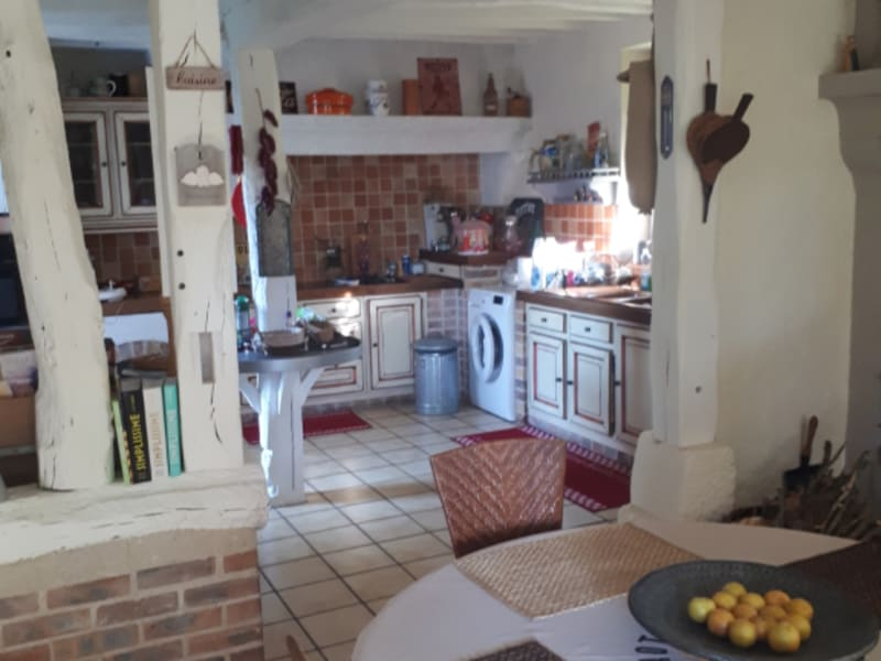 Vente maison / villa Les thilliers en vexin 481400€ - Photo 5