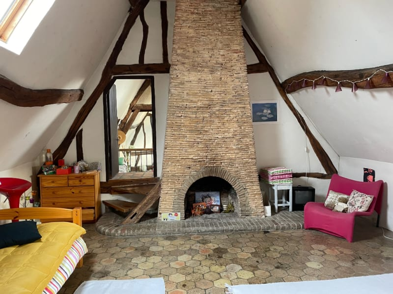 Vente maison / villa Les thilliers en vexin 481400€ - Photo 8