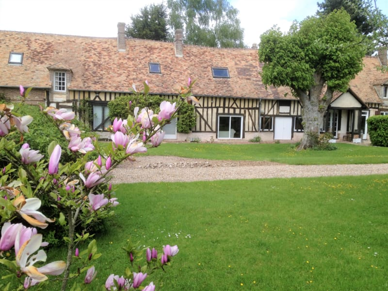 Vente maison / villa Les thilliers en vexin 481400€ - Photo 14