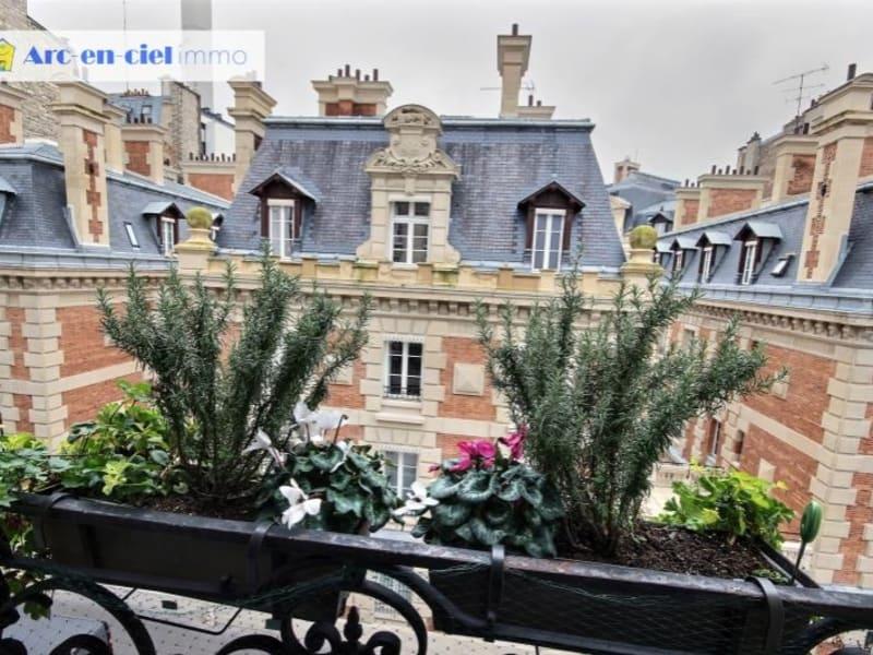 Vente de prestige appartement Paris 18ème 998000€ - Photo 1