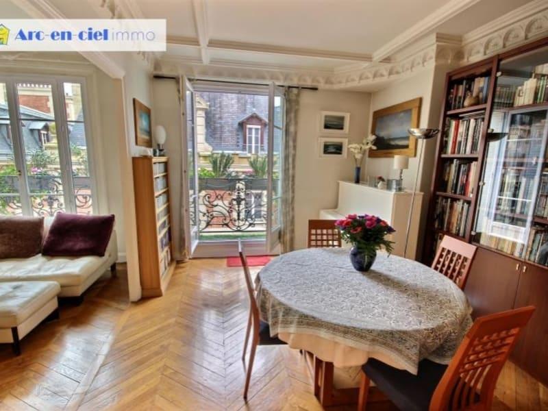 Vente de prestige appartement Paris 18ème 998000€ - Photo 3