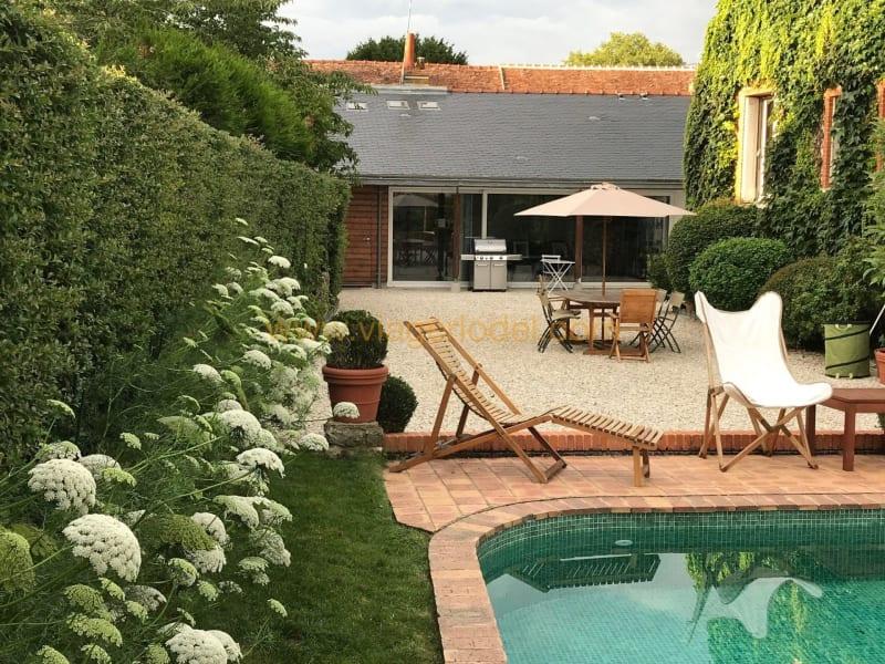 Verkauf auf rentenbasis haus Saint-denis-de-l'hôtel 290000€ - Fotografie 1