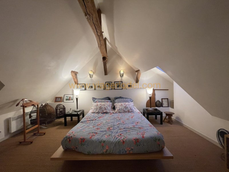 Verkauf auf rentenbasis haus Saint-denis-de-l'hôtel 290000€ - Fotografie 10