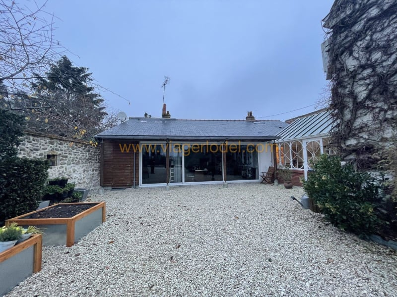 Verkauf auf rentenbasis haus Saint-denis-de-l'hôtel 290000€ - Fotografie 3