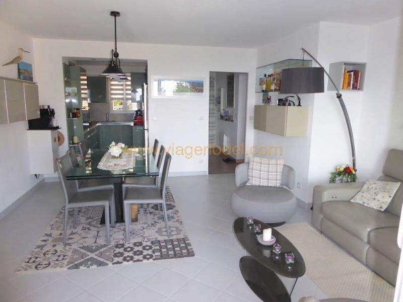 Life annuity apartment Théoule-sur-mer 123000€ - Picture 6