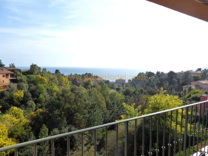 Life annuity apartment Théoule-sur-mer 123000€ - Picture 10