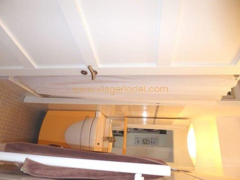 Life annuity apartment Théoule-sur-mer 123000€ - Picture 16