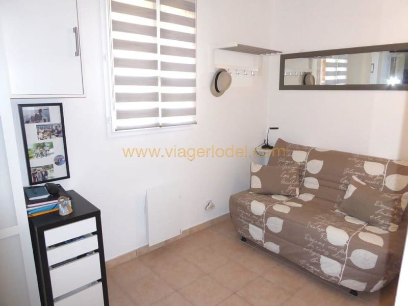 Life annuity apartment Théoule-sur-mer 123000€ - Picture 14