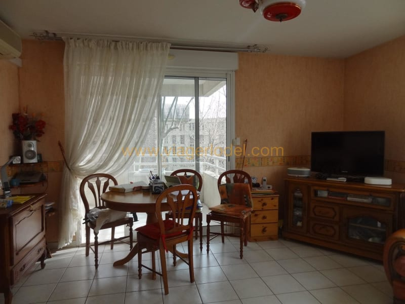 Life annuity apartment Montpellier 143500€ - Picture 1