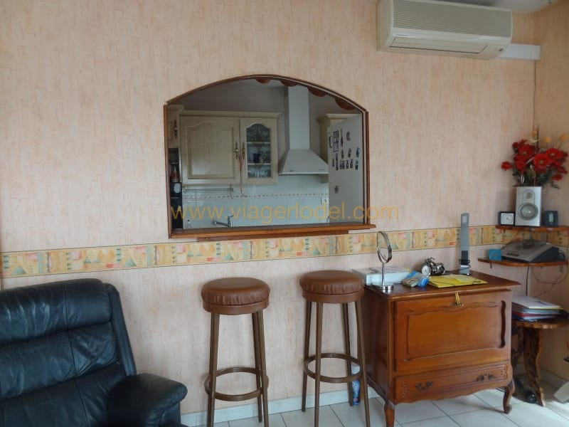 Life annuity apartment Montpellier 143500€ - Picture 4