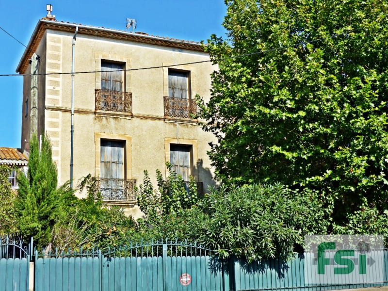 Sale house / villa Maraussan 326000€ - Picture 1