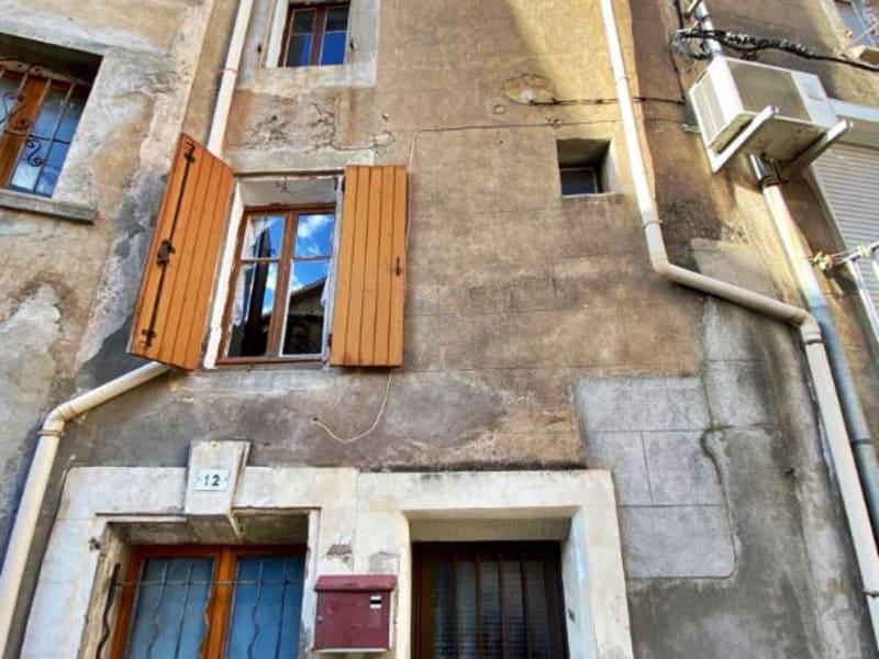 Sale house / villa Thezan les beziers 50000€ - Picture 1