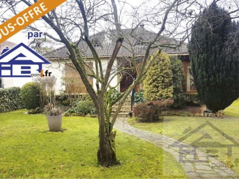 Sale house / villa Fourqueux 621000€ - Picture 1