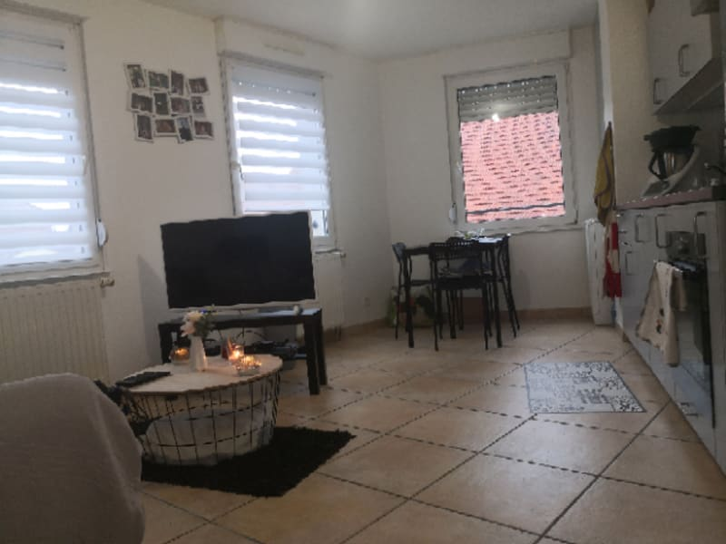 Rental apartment Erstein 550€ CC - Picture 1