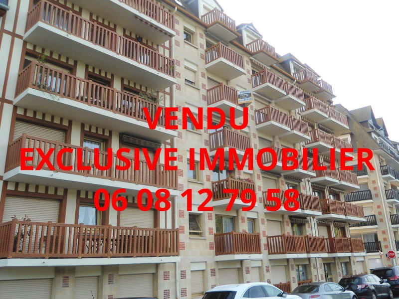 Sale apartment Trouville-sur-mer 197 950€ - Picture 1