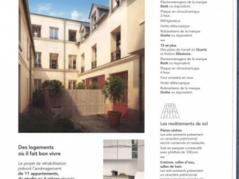 Sale apartment Versailles 991 200€ - Picture 4