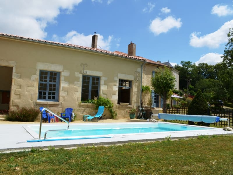 Vente maison / villa Fontenay le comte 418800€ - Photo 2