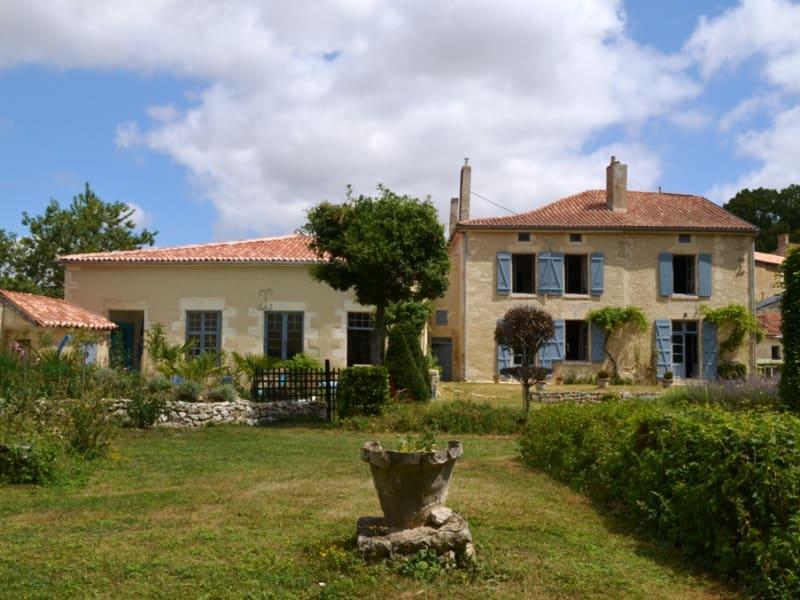 Vente maison / villa Fontenay le comte 418800€ - Photo 18