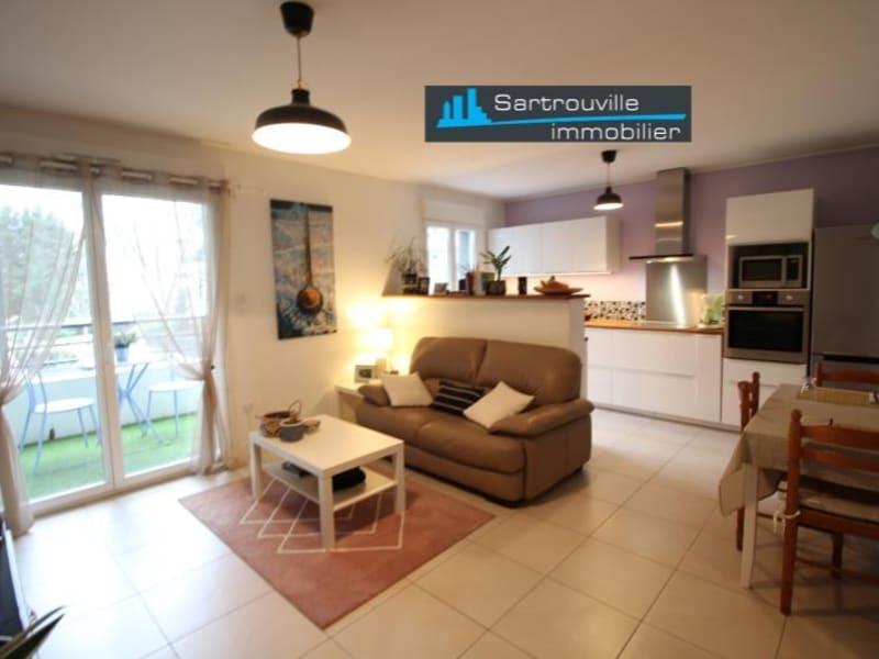 Sale apartment Sartrouville 269 000€ - Picture 1