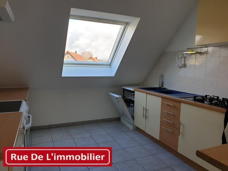Vente appartement Reichshoffen 165000€ - Photo 1
