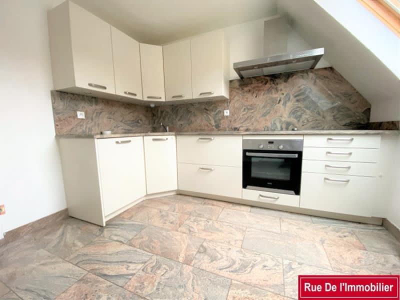 Sale apartment Haguenau 155000€ - Picture 1