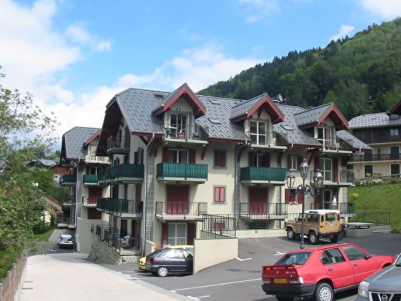 Rental apartment Saint gervais les bains 570€ CC - Picture 4
