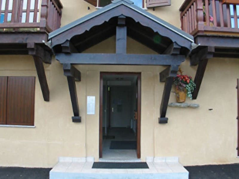 Rental apartment Saint gervais les bains 570€ CC - Picture 5