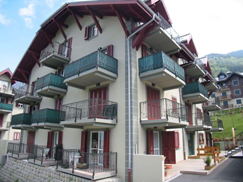 Rental apartment Saint gervais les bains 570€ CC - Picture 6