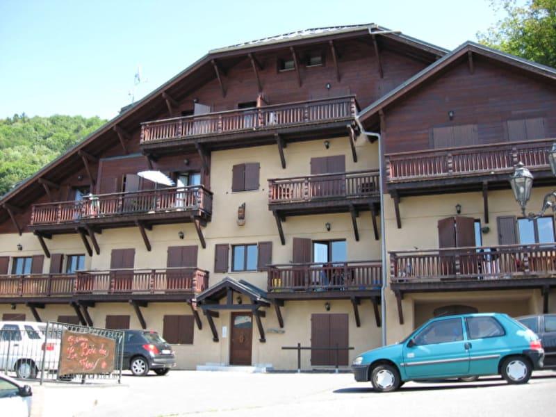 Rental apartment Saint gervais les bains 570€ CC - Picture 9